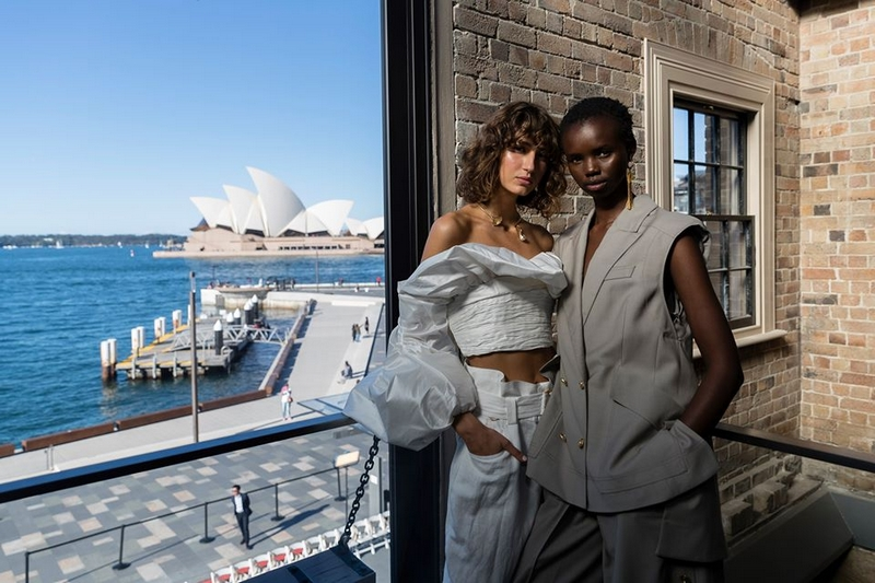 Mercedes-Benz Fashion Week Australia 2019 august