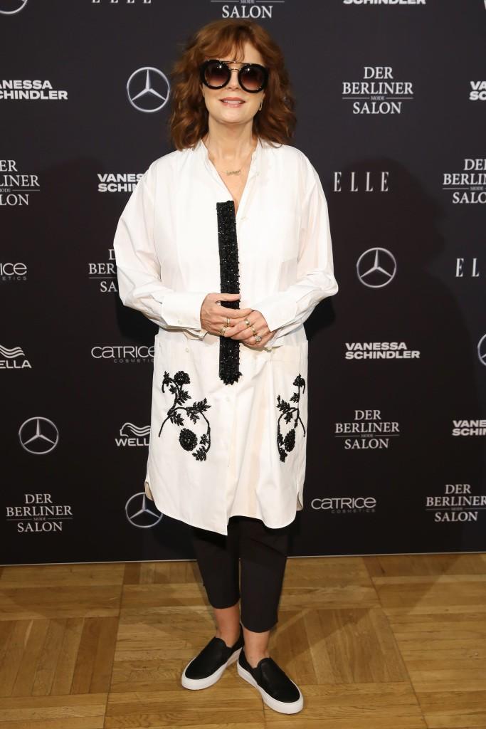 Das Mode-Engagement von Mercedes-Benz Frühjahr/Sommer 2018: Mercedes-Benz und ELLE präsentieren die Designerin Vanessa Schindler