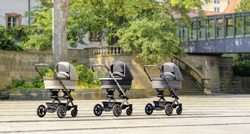 Mercedes-Benz Kinderwagen Avantgarde - From Function to Experience: Sternfahrt für die KleinstenMercedes-Benz baby carriage Avantgarde - from Function to Experience: Stellar ride for the littlest ones…