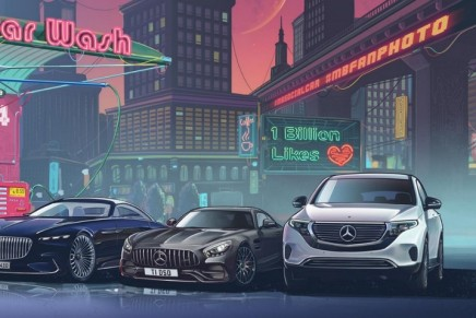 Mercedes-Benz, Gucci, and BMW among Instagram Top 5 Most successful Brands