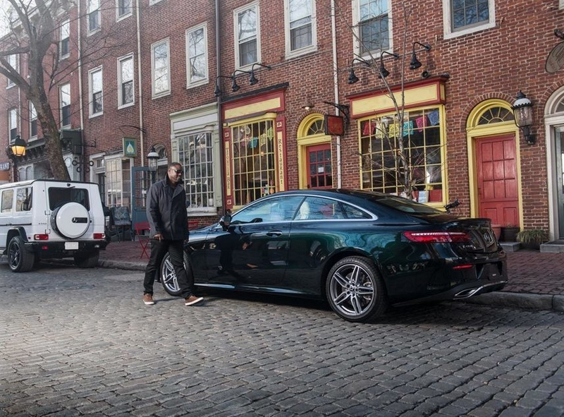 Mercedes-Benz launches a luxury vehicle subscription service