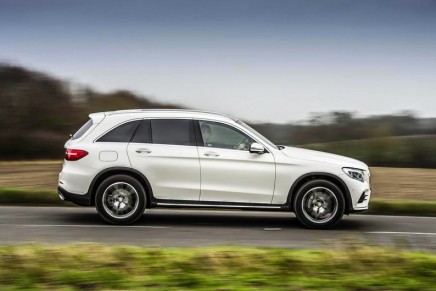 Mercedes GLC 250 d 4Matic AMG car review – 'The cabin is like aspacecraft'