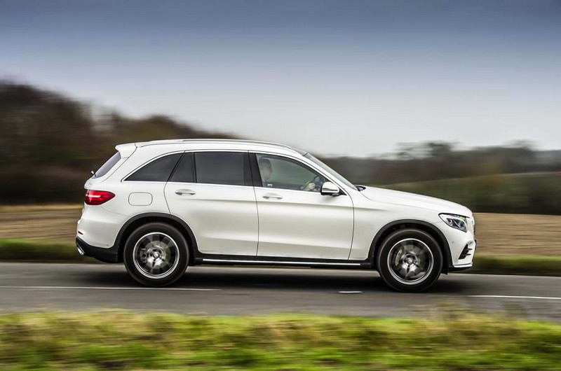 Mercedes GLC 250 d 4Matic AMG