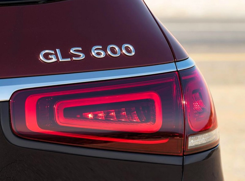 Mercedes-Maybach GLS 600 4MATIC-details