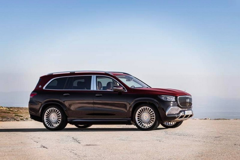 Mercedes-Maybach GLS 600 4MATIC-ext