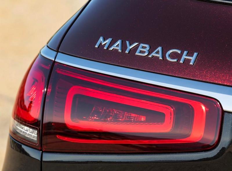 Mercedes-Maybach GLS 600 4MATIC-exterior