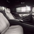 Mercedes-Maybach S Guard - first civilian vehicle to achieve a VR10 ballistic rating-int