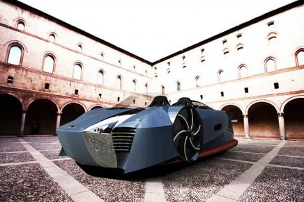 Mercier-Jones Hovercraft to lift the veil on the future of personal transportation