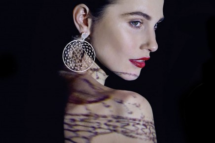 Baselworld 2018: This jewelry reproduces the finest lace and handmade embroidery