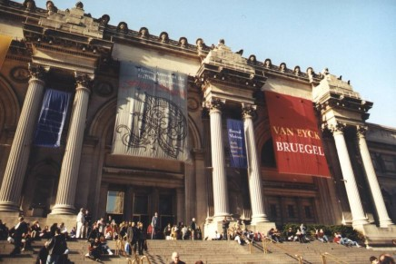 Why New York's Metropolitan museum is leader of the free world of art