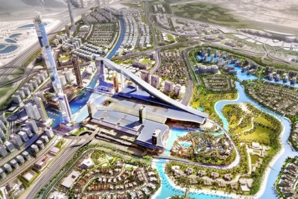 Dubai's Meydan One project is on track for its launch in early 2020
