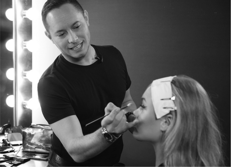 Michael Ashton for marc jacobs beauty 2017 program