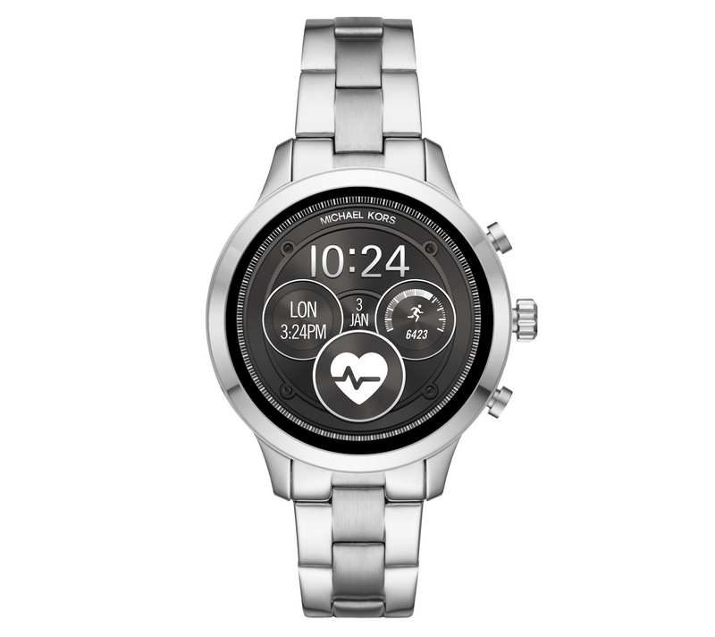 Michael Kors adds its iconic Runway style to its Access smartwatch collection