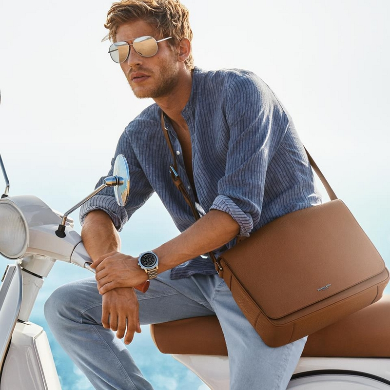 Michael Kors men - Style refresh - easy separates and elevated essentials for the perfect spring wardrobe