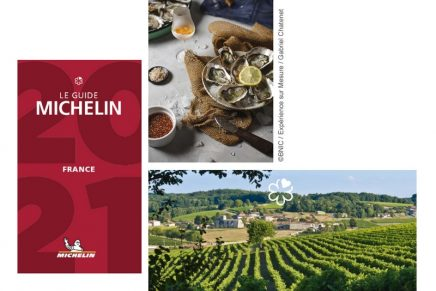 Michelin Guide is choosing to launch the 2021 edition in Cognac region of France