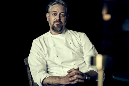 Michelin-starred Chef Adam Byatt is bringing back the excitement of great British cooking at Brown's Hotel's Charlie's