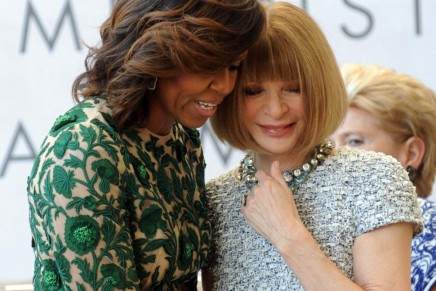 Metropolitan Museum of Art's Costume Institute reopened and renamed the Anna Wintour Costume Center