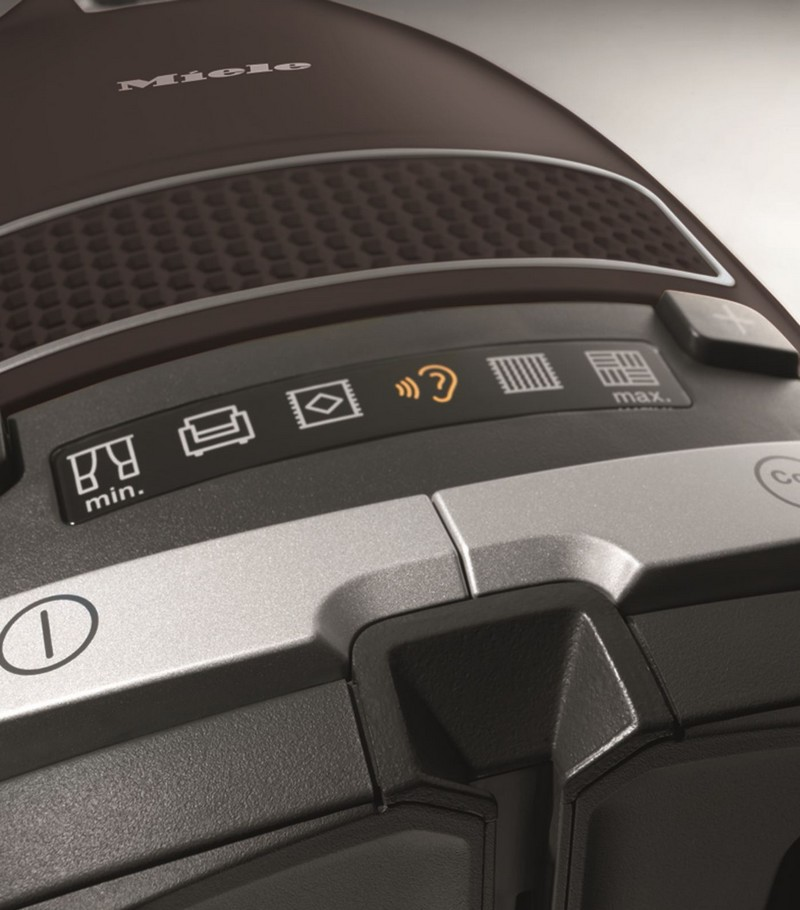 Miele Complete C3 Total Allergy PowerLine Vacuum Cleaner-closeup