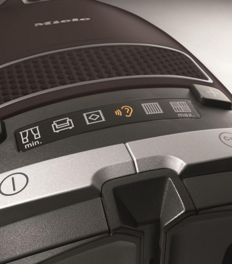 Miele Complete C3 Total Allergy PowerLine Vacuum Cleaner-closeup