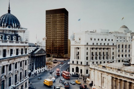 Mies's Mansion House Square: the best building London never had?