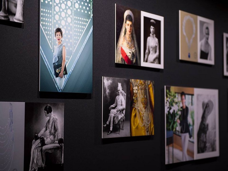 Mikimo 2017 - the pearl necklace exhibition at ginza main store