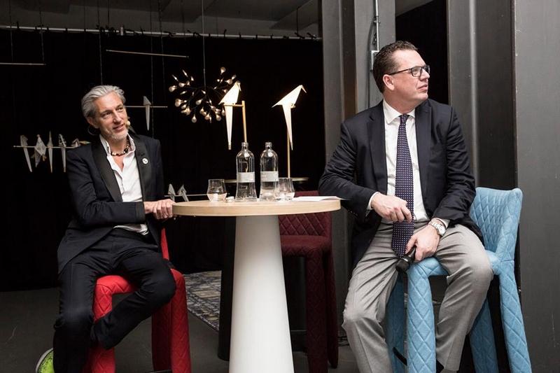 Milan Design Week 2017 - Marcel Wanders unveils Mondrian Doha design details