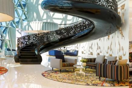 Milan Design Week 2017: Marcel Wanders unveils thefantasy-like Mondrian Doha