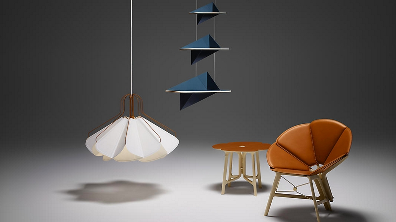 Milan Design Week 2017 - Objets Nomades Collection enriched by Louis Vuitton with 10 new items