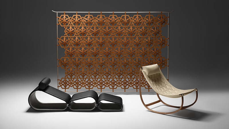 Milan Design Week 2017 - Objets Nomades by Louis Vuitton-