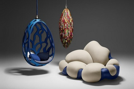 Milan Design Week 2017: Objets Nomades Collection enriched by Louis Vuitton with 10 new travel objects