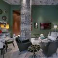 Milano Suite - Milano Suite Piero Fornasetti Mandarin Oriental Mandarin -