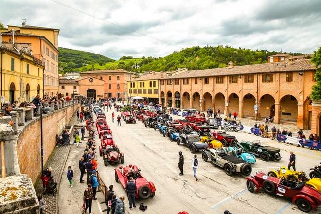 Mille Miglia 2019 - cars-