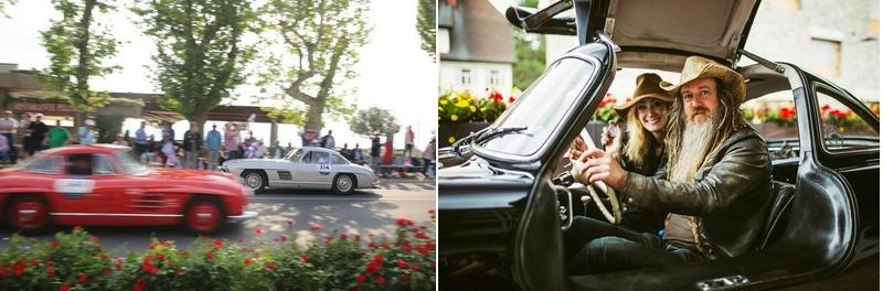 Mille Miglia Mercedes-Benz Cars-