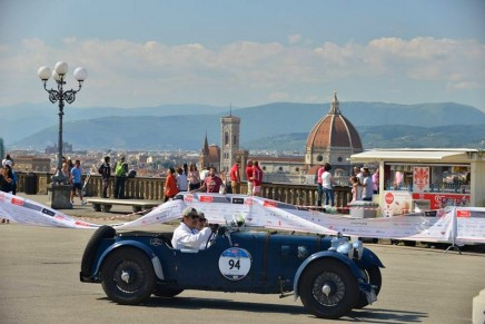 90th Anniversary for Mille Miglia 2017: From collections and museum, priceless automotive treasures at the start