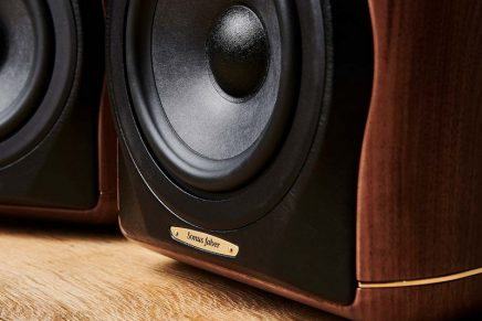 Electro-acoustic solutions: Tiny but mighty Sonus Faber Minima Amator II