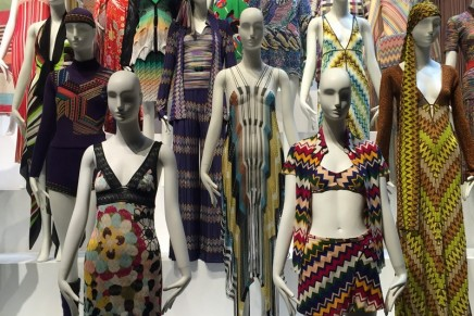 Missoni Art Colour at the Fashion and Textile Museum