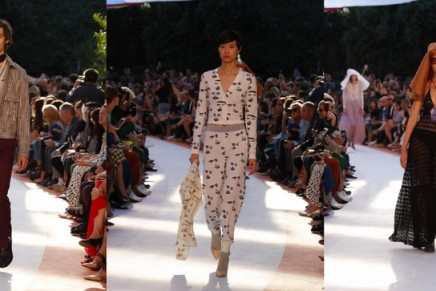 Wide hats, flirty knits, and lurex are just part of what makes Missoni Spring Summer 2018 memorable