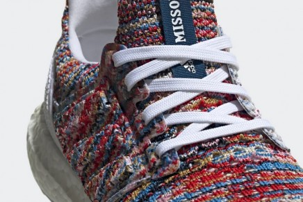 Missoni x Adidas – a limited-edition range that fuses style and performance