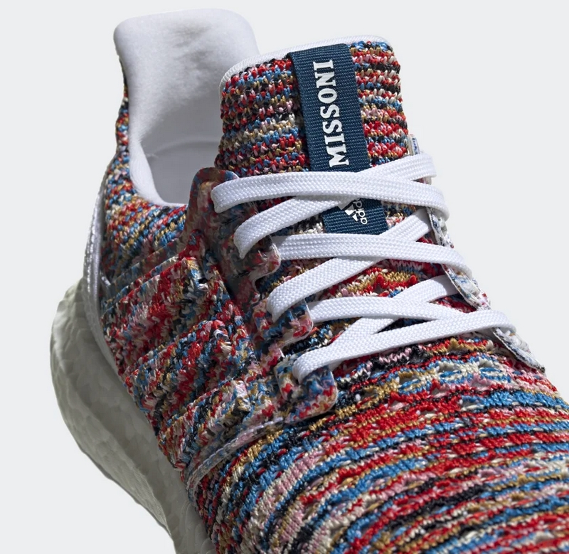 Missoni x Adidas - a limited-edition range that fuses together style and performance-