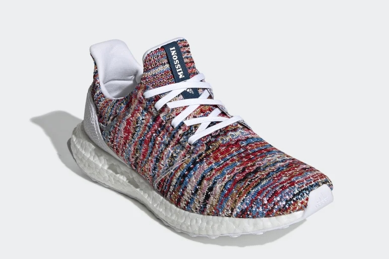Missoni x Adidas - a limited-edition range that fuses together style and performance