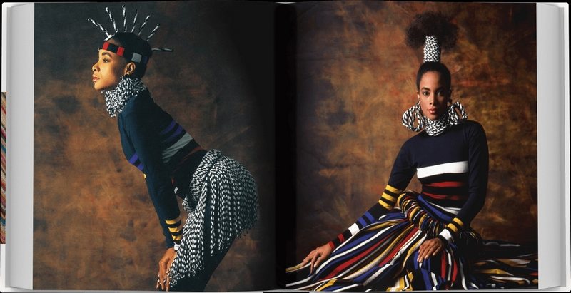 Missoni's The Great Italian Fashion book enriched with exclusive original fabric attached by hand-2019