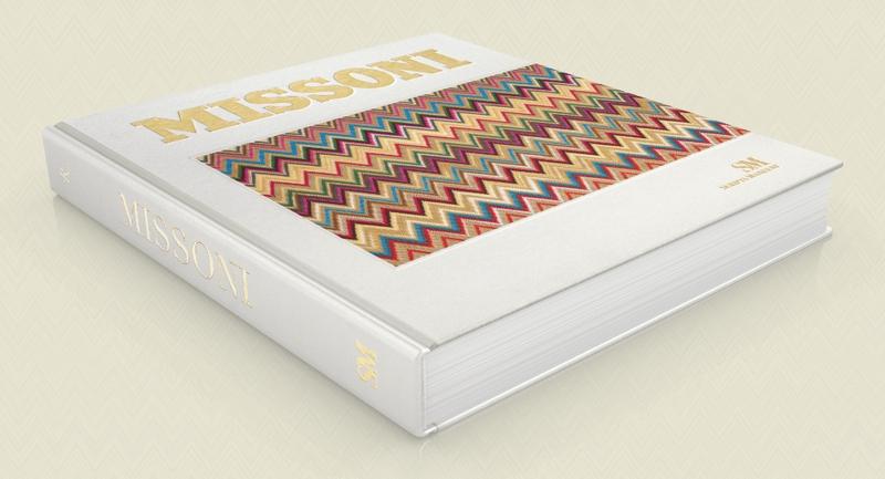 Missoni's The Great Italian book 2019 covere