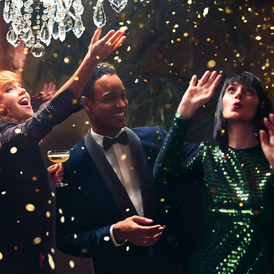 Moët & Chandon and The Lanesborough are hosting a New Year's Eve House Party