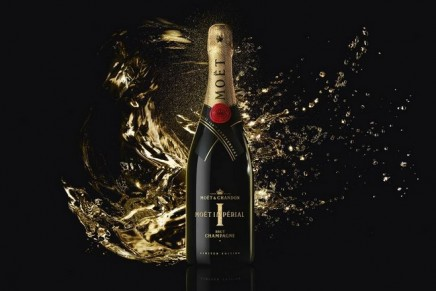 Moët's signature brut champagne turns 150. Grab a limited-edition bottle and collectors' item for the most discerning palates.