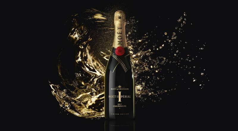 Moët & Chandon celebrates 150th anniversary of its iconic brut champagne with limited-edition bottle-