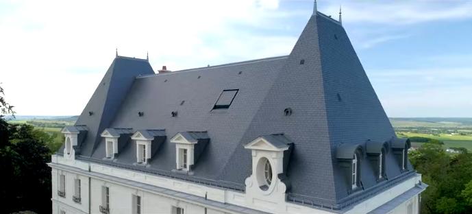 Moët & Chandon inaugurated the renovated Château de Saran-2019-01