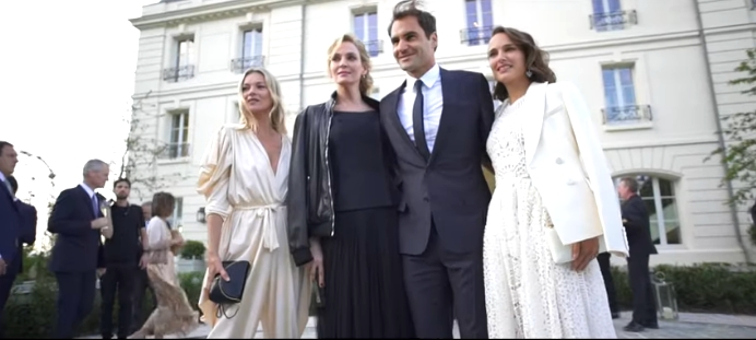 Moët & Chandon inaugurated the renovated Château de Saran-2019-gala diner