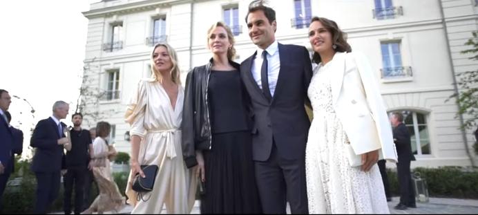 Moët & Chandon inaugurated the renovated Château de Saran-2019-gala diner