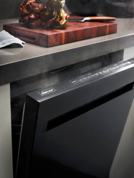 Modernist collection dishwasher