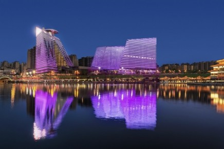 Modernity intersects with rich cultural tapestry in the largest W hotel open in Asia Pacific